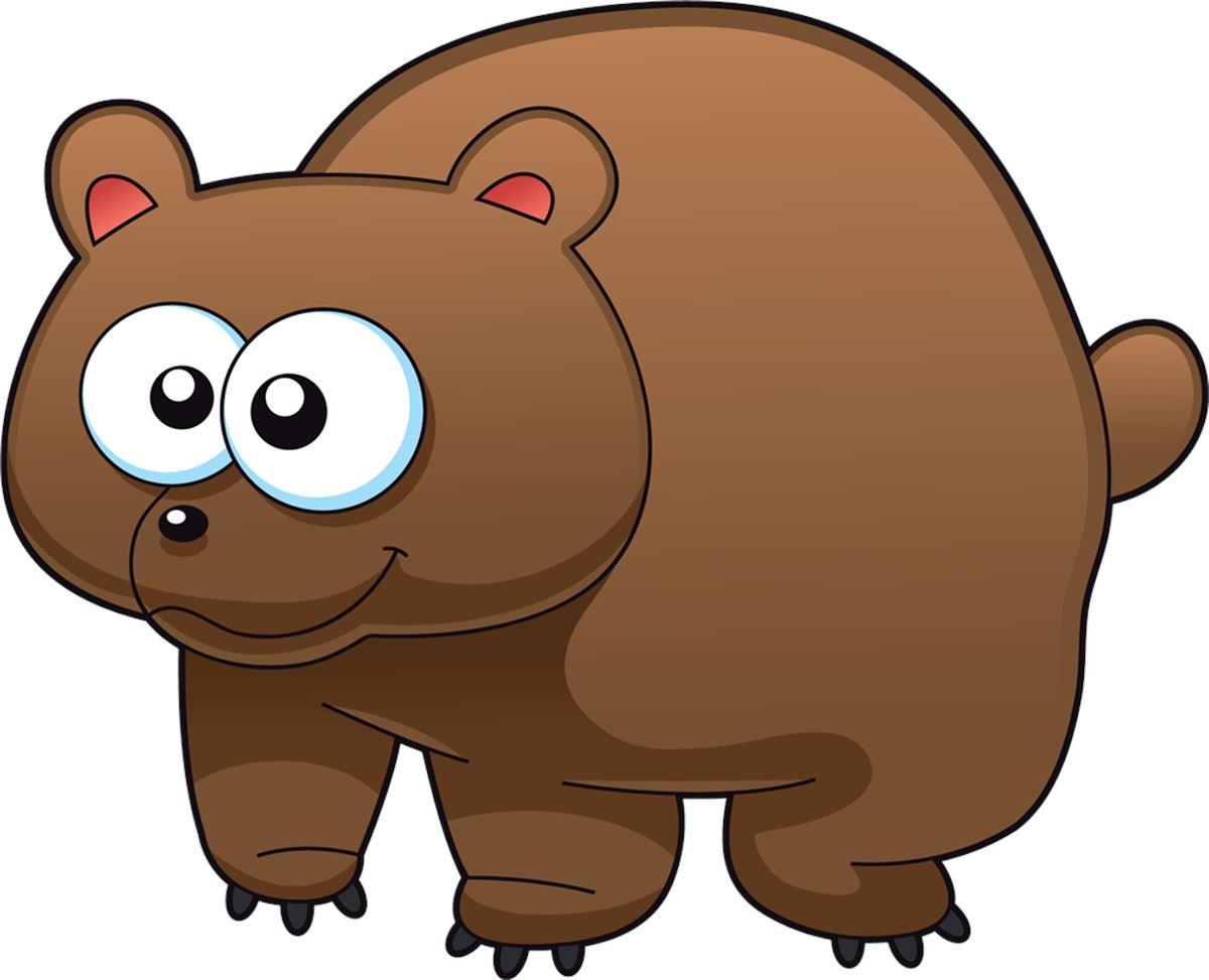 Adesivi murali orso leostickers for Planner cameretta